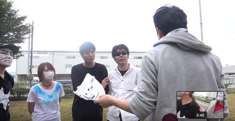 桐崎栄二_ラファエル素顔