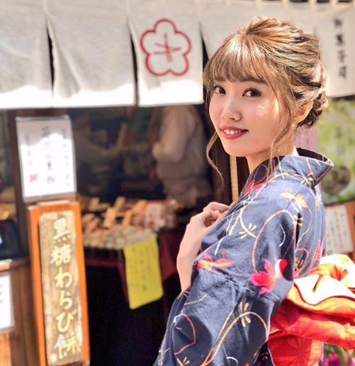 yuika_浴衣